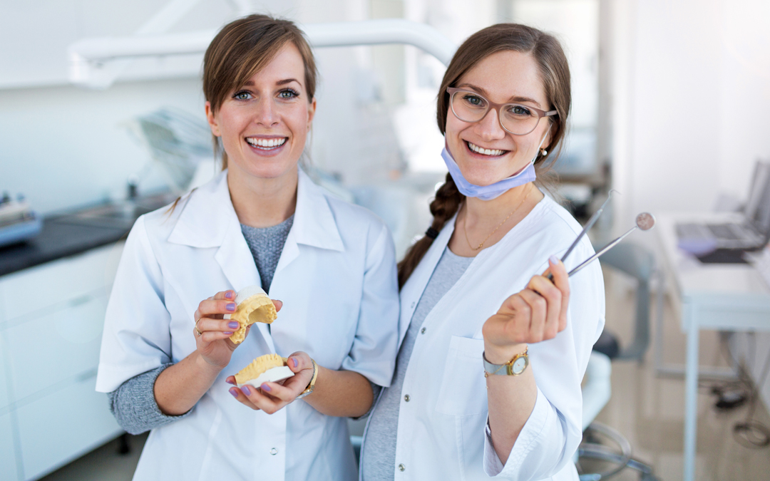 Tu clínica dental en Madrid espera tu visita